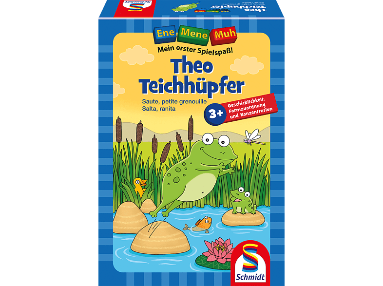 Ene Mene Muh - Theo Teichhüpfer