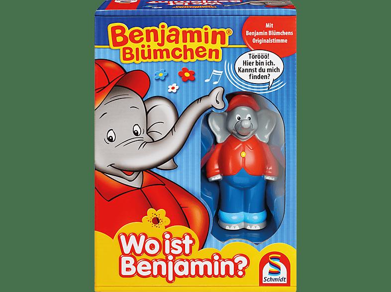 Wo ist Benjamin?
