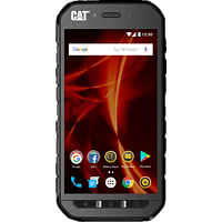 CATERPILLAR CAT S41 32 GB Schwarz Dual SIM