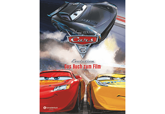 Disney Cars 3 Evolution, Jugend- & Kinderbuch (Gebunden)