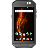 CATERPILLAR CAT S31 16 GB Schwarz Dual SIM