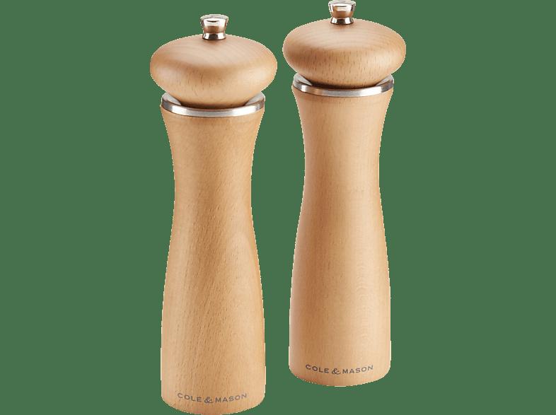 COLE & MASON HS0858P Sherwood Salz-/Pfeffermühle