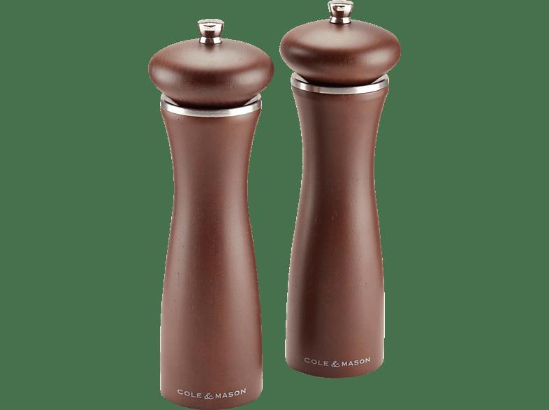 COLE & MASON HS0848P Sherwood Salz-/Pfeffermühle