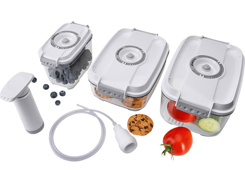 STEBA 931700 Vakuumier-Behälter-Set