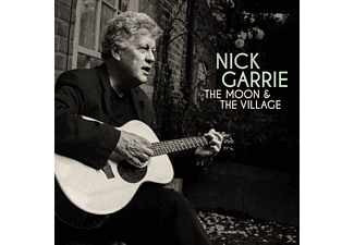 Nick Garrie - The Moon & The Village - (CD)
