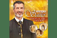 Oswald Sattler - Festliche Lieder [CD]