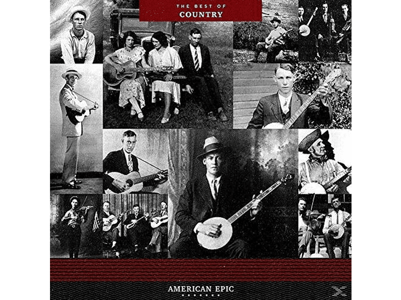 VARIOUS - American Epic:The Best Of Country [Vinyl]