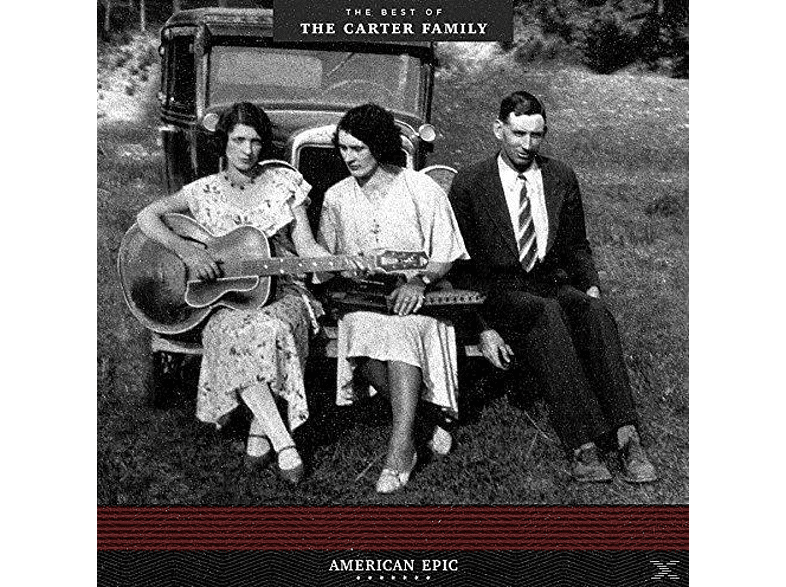 The Carter Family - American Epic:The Best Of The Carter Family [Vinyl]