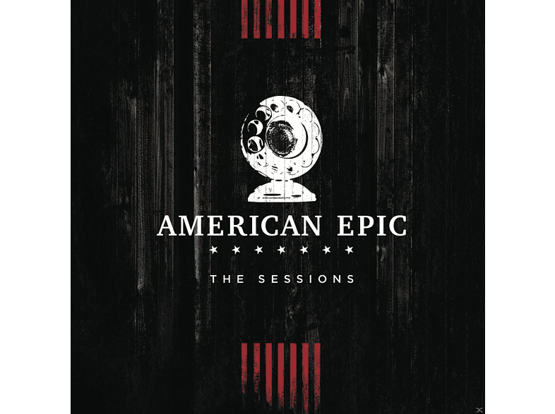 VARIOUS - The American Epic Sessions [Vinyl]