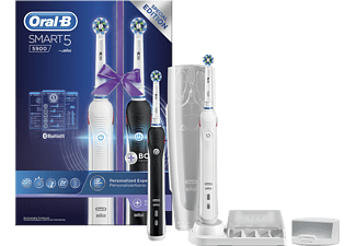 ORAL-B Smart 5 5900 Eltandborste (2-pack)