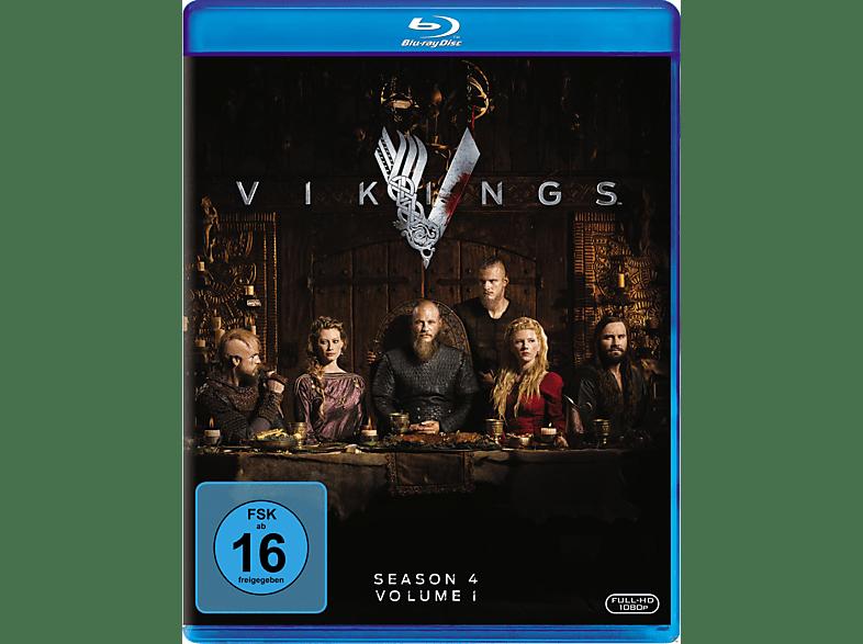 Vikings - Staffel 4: Teil 1 [Blu-ray]