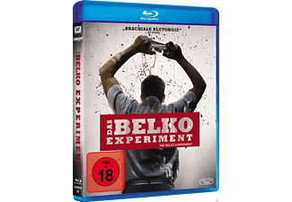 DAS BELKO EXPERIMENT Blu-ray