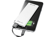 CELLULAR LINE Powerbank FreePower Slim 3000 mAh, weiß