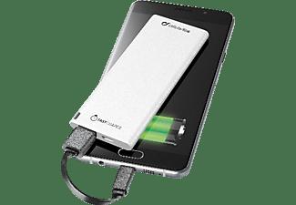 CELLULAR LINE Free Power Slim 3000 Powerbank 3000 mAh Weiss