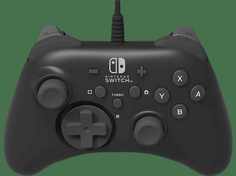 HORI Bedrade controller Switch Zwart (NSW-001U)