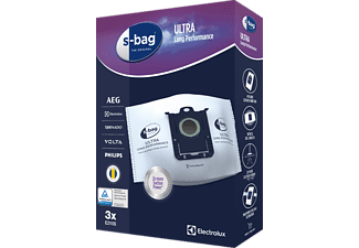 ELECTROLUX E210S Nya S-Bag Ultra Long Performance Dammsugarpåse