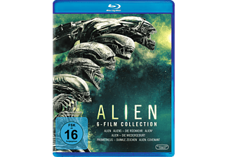 Alien 1-6 Collection [Blu-ray]