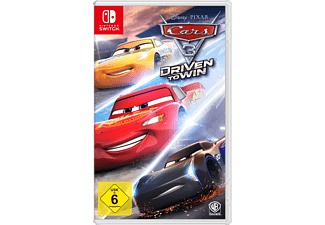 Cars 3 - Driven to Win - [Nintendo Switch]