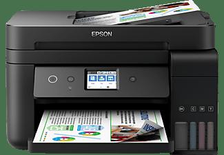 EPSON EcoTank ET-4750 Epson Micro Piezo™-Druckkopf 4-in-1 Multifunktionsdrucker WLAN Netzwerkfähig