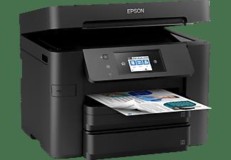 EPSON WorkForce Pro WF-4730DTWF PrecisionCore-Druckkopf 4-in-1 Multifunktionsdrucker WLAN Netzwerkfähig