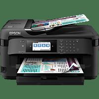 EPSON WorkForce WF-7715DWF PrecisionCore™-Druckkopf 4-in-1 Multifunktionsdrucker WLAN Netzwerkfähig