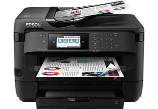 EPSON Multifunktionsdrucker WorkForce WF-7720DTWF (C11CG37412)