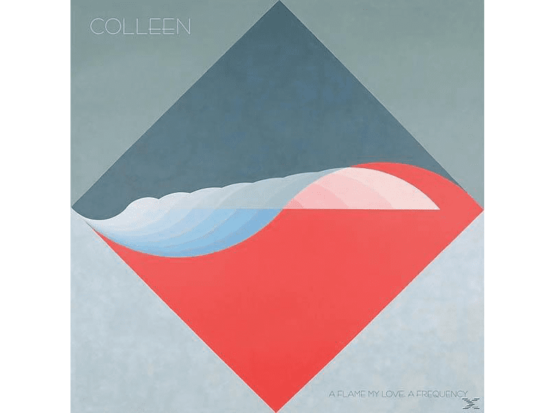 Colleen - A Flame My Love,A Frequency [CD]