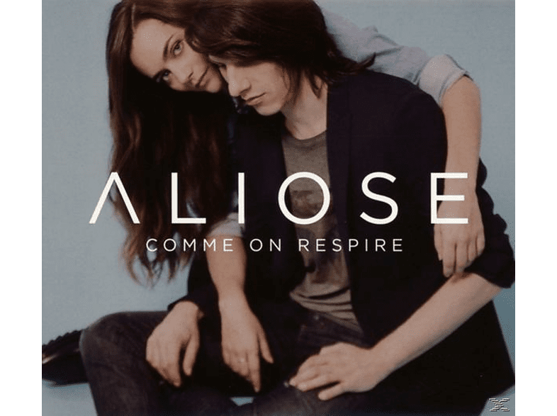 Aliose - Comme on respire [CD]