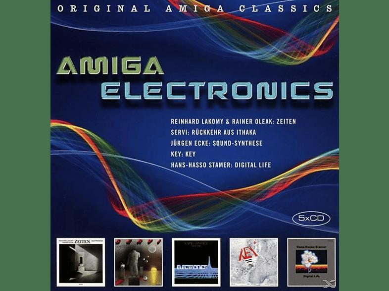 VARIOUS - AMIGA Electronics [CD]
