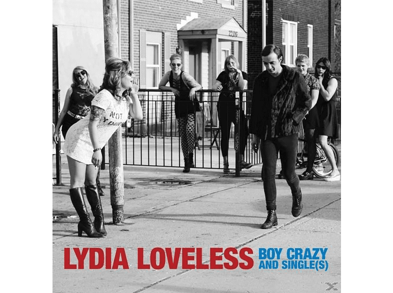 Lydia Loveless - Boy Crazy & Single(s) (Heavyweight LP+MP3) [LP + Download]