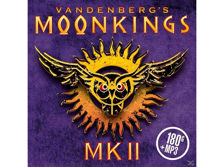 Vandenberg's Moonkings - MK II (180 Gr.LP+MP3) [LP + Download]