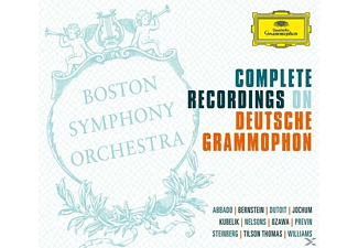 Boston Symphony Orchestra - The Complete Recordings On DG (Ltd.Edt.) - (CD)