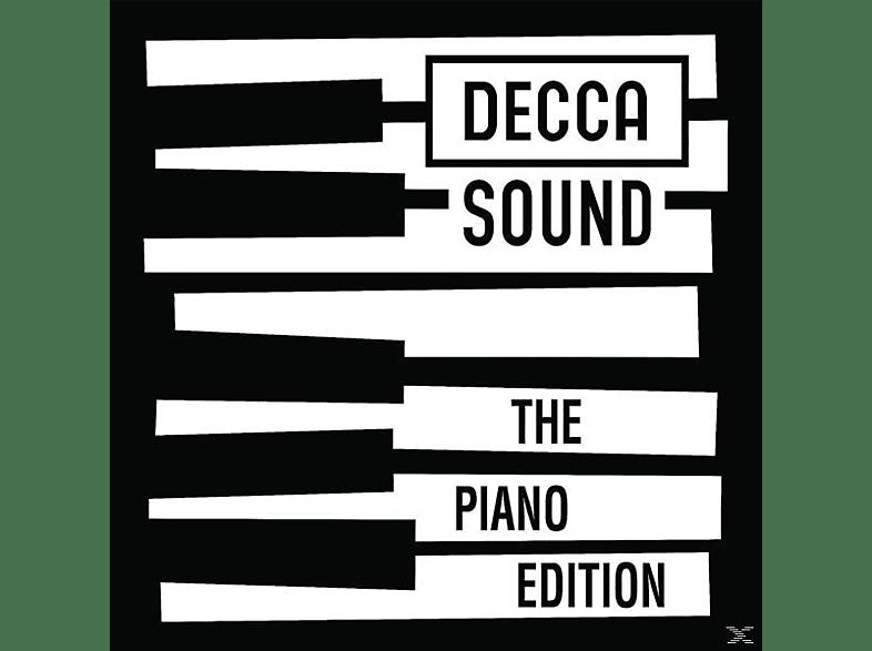 Ashkenazy, Gulda, Schiff - Decca Sound-The Piano Edition (Ltd.Edt.) [CD]