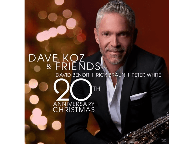 Koz Dave - 20th Anniversary Christmas [CD]