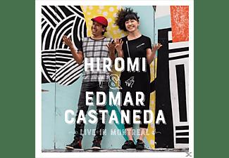Edmar Hiromi & Castaneda - Live In Montreal  - (Vinyl)