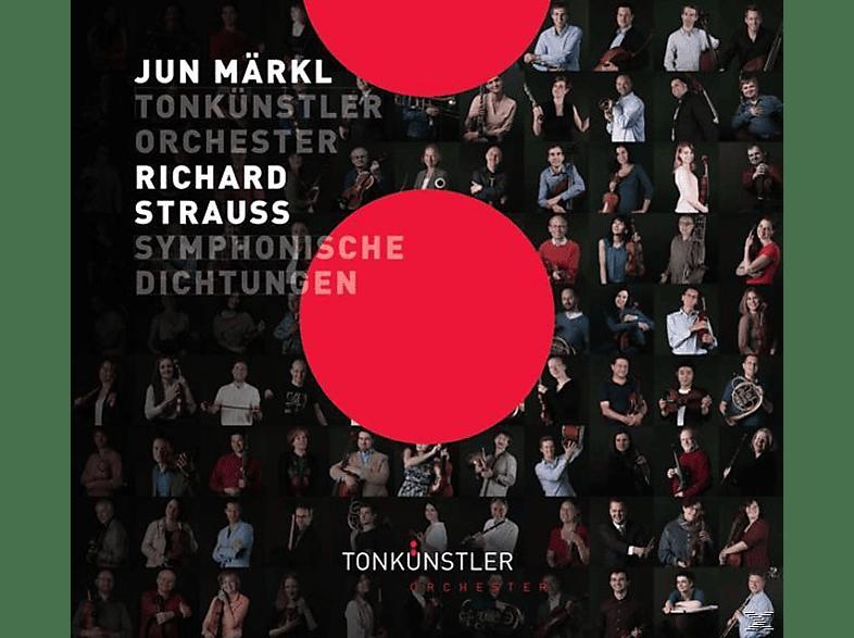 Jun/tonkünstler-orchester Märkl - Symphonische Dichtungen [CD]