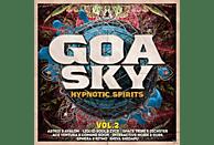 VARIOUS - Goa Sky Vol.2-Hypnotic Spirits [CD]