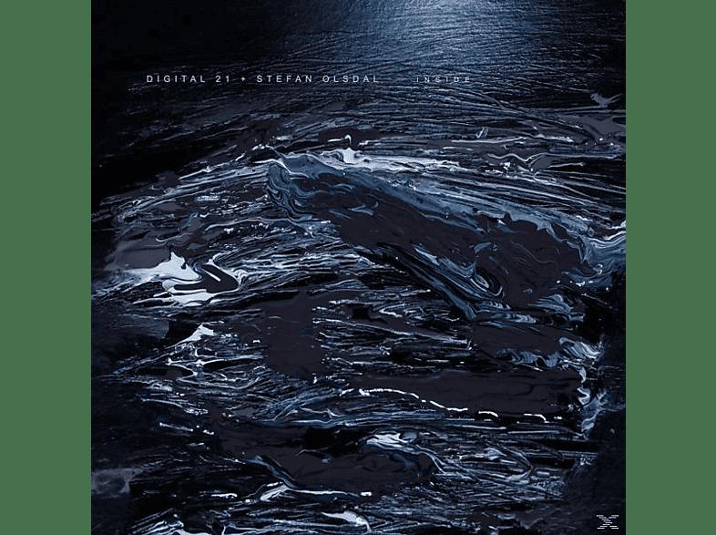 Digital 21, Stefan Olsdal - Inside [CD]