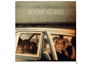 The 4 Of Us - Sugar Island - (CD)