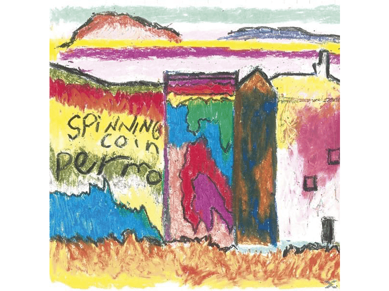 Spinning Coin - Permo [CD]