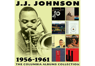 J.J. Johnson - The Columbia Albums Collection: 1956-1961 - (CD)