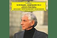 """Misha Maisky, Wiener Philaharmoniker - Sinfonie 3 """"Rheinische""""+Cellokonzert [Vinyl]"""