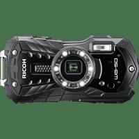 RICOH WG 50 Kit Digitalkamera Schwarz, 16 Megapixel, 5x opt. Zoom, LCD