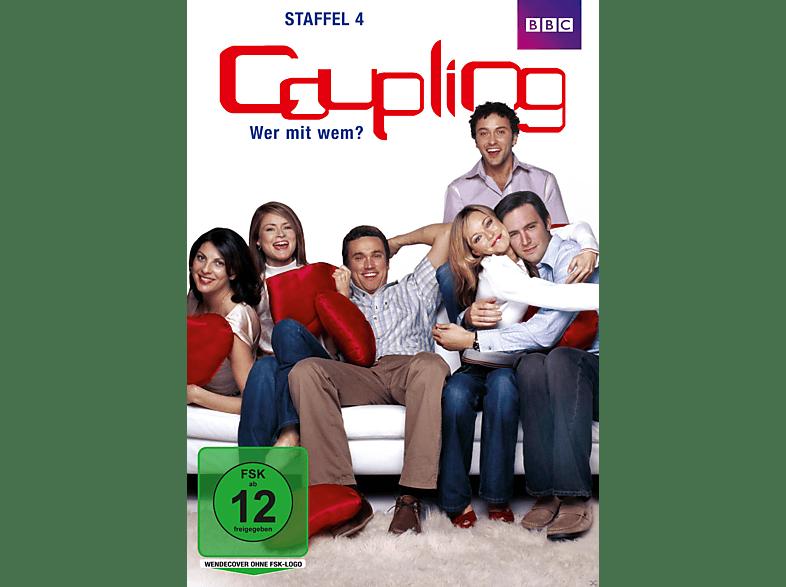 Coupling - Wer mit wem? - Season 4 [DVD]