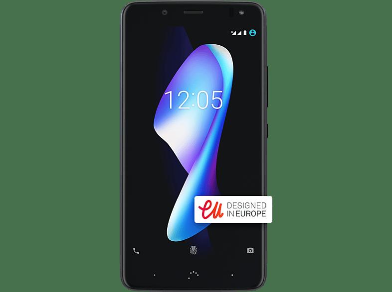 BQ Aquaris V 32 GB Schwarz Dual SIM