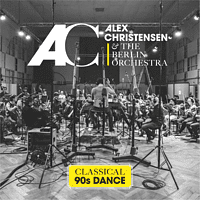 Alex Christensen & The Berlin Orchestra - Classical 90s Dance [CD]