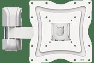 ISY IWB-3150 Wandhalterung, max. 48 Zoll, Schwenkbar, Neigbar, Ausziehbar, Weiß
