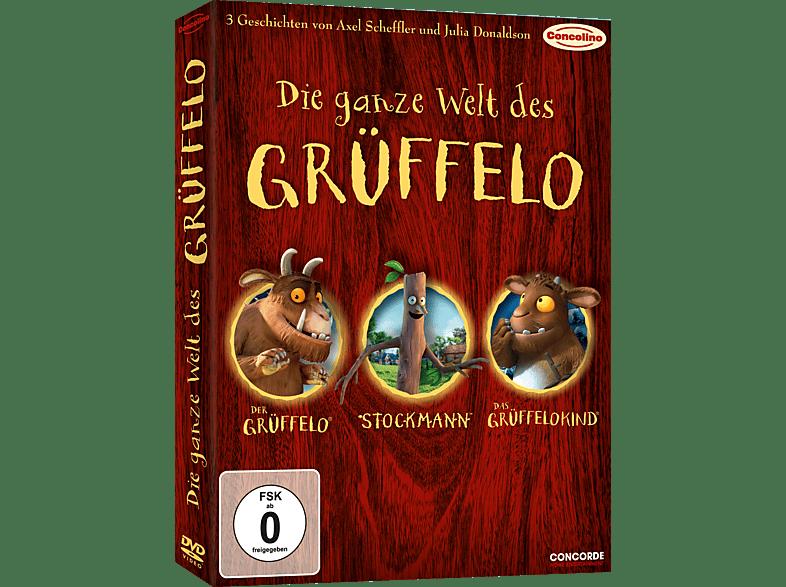 Die ganze Welt des Grüffelo [DVD]