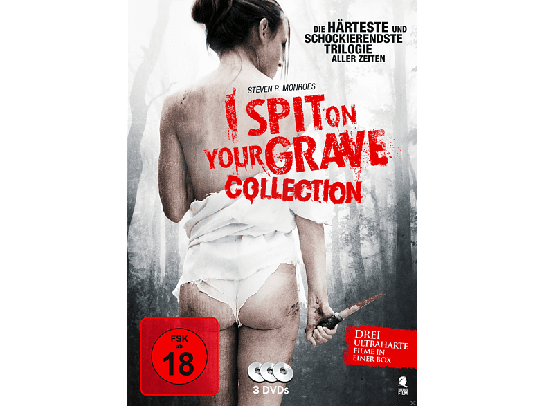 I Spit On Your Grave Collection [DVD]