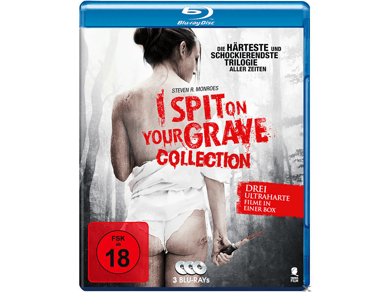 I Spit On Your Grave Collection [Blu-ray]